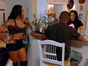 Stevie J., Joseline and Meme View Source: blog.vh1.com
